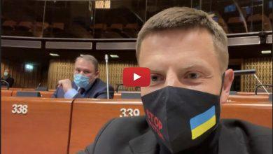 Гончаренко: ПАРЄ ризикує перетворитися в Думу, яка затверджує рішення, які надходять з Кремля