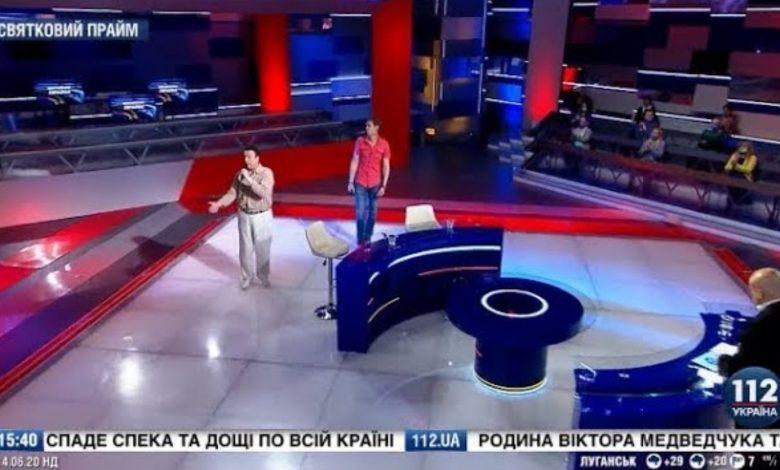 При Порошенко їх би розгорнули ще на кордоні. Але тепер це наше зелене телебачення.