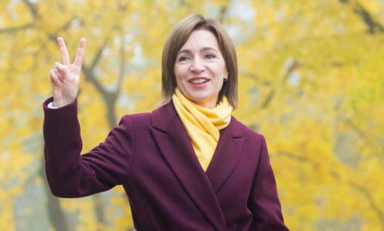 Президентка Молдови їде до України: це її перший візит на посаді