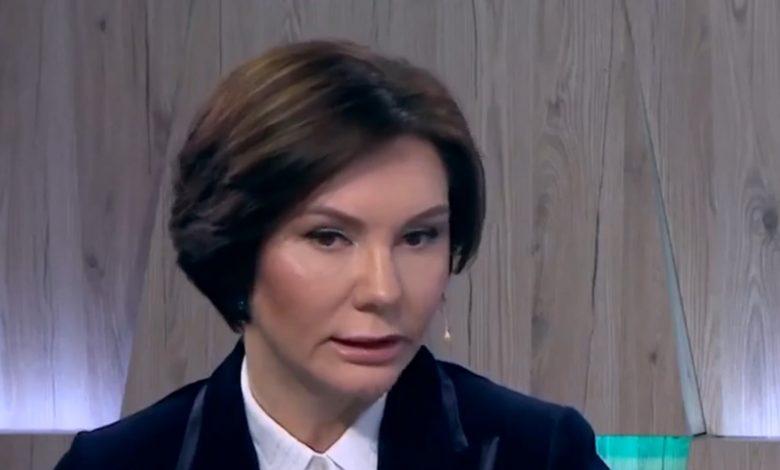 """Бондаренко назвала нашу армію """"злочинцями"""". І всі хто носить погони теж """"злочинці""""."""