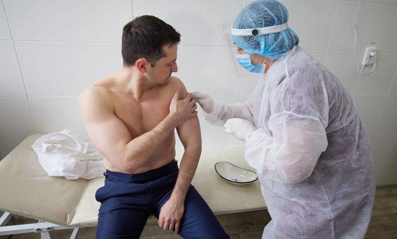 Україна серед аутсайдерів із вакцинації,- Bloomberg