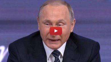 Еволюція брехні Путіна. ВІДЕО